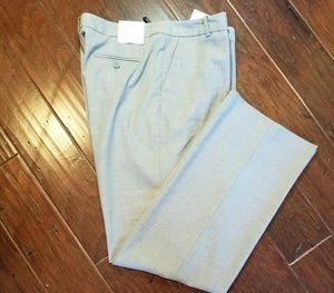 Light gray slacks